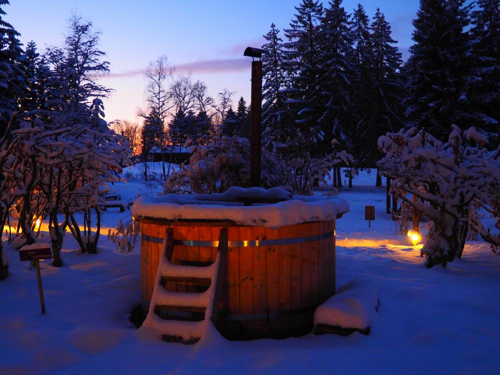 cabane dans les arbres confort les lodges de babylone location cabane insolite. Black Bedroom Furniture Sets. Home Design Ideas