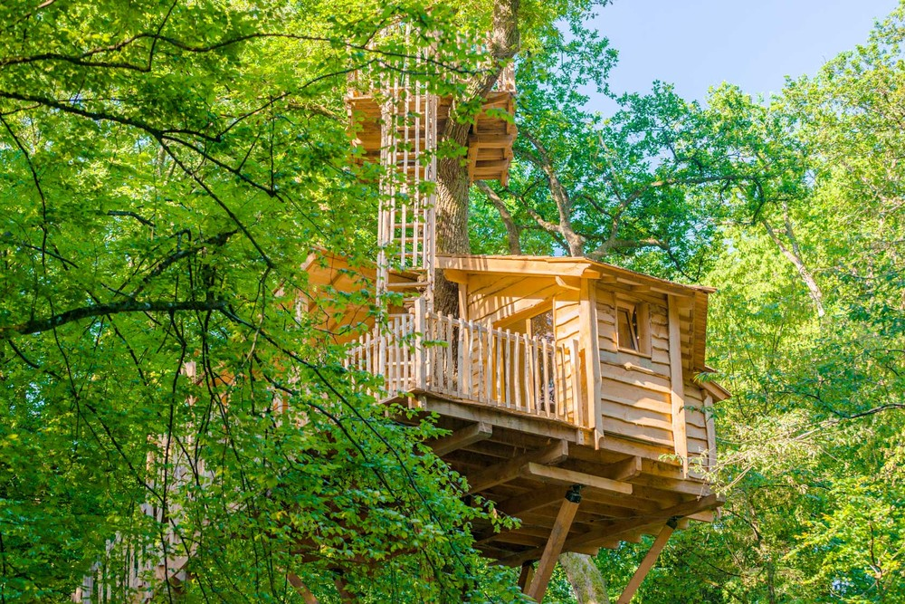 cabane dans les arbres cabane vertige coucoo grands reflets location cabane insolite. Black Bedroom Furniture Sets. Home Design Ideas