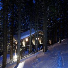 Cabane Mont Blanc