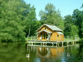 Cabane des Marais