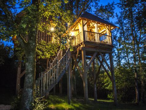 Trouvez une cabane insolite à louer - Location cabane insolite