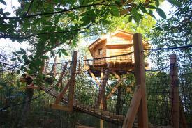 Cabane du funambule