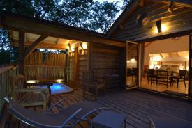 Cabane Spa OUT OF AFRICA